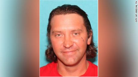 A photo of Seth Ator released by the city of Odessa.