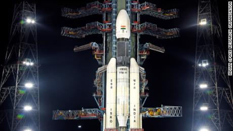 India's polar moon mission puts Chandrayaan-2 in the history books