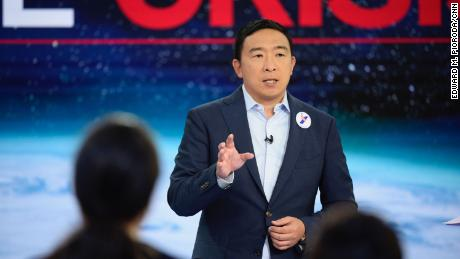 Democratic Hopeful Andrew Yang Forgives SNL Castmember Shane Gillis For Racial Slur