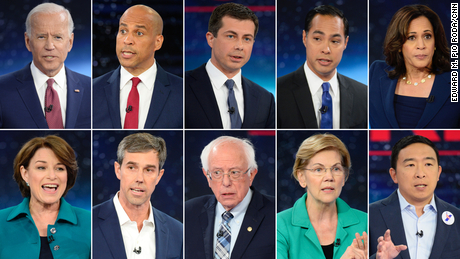 What happened during CNN's climate town hall and what it means for 2020