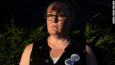 Jessica Price is the president of the Aurora Moms Demand Action group.