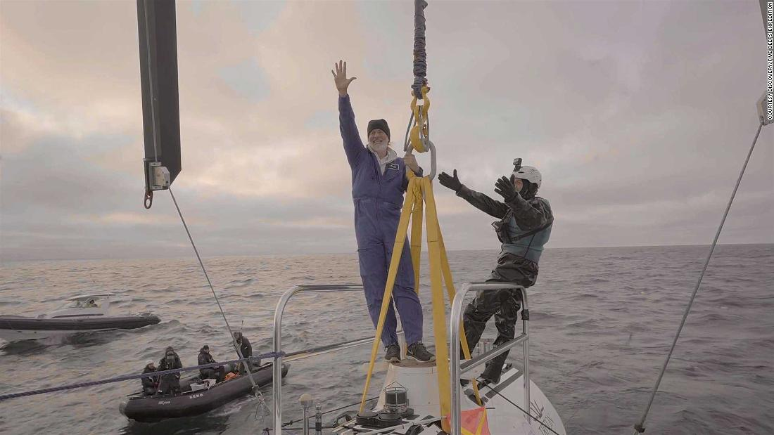 Explorer Victor Vescovo completes mission to dive to deepest points in the world's oceans