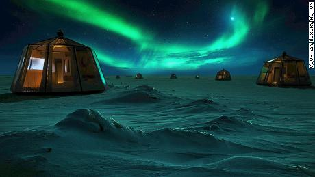 Northernmost hotel in the world to open at the North Pole