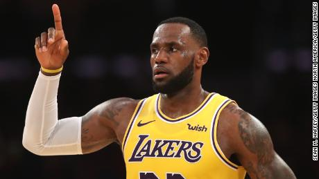 LeBron James says NBA exec was 'misinformed' in his tweet supporting Hong Kong protests