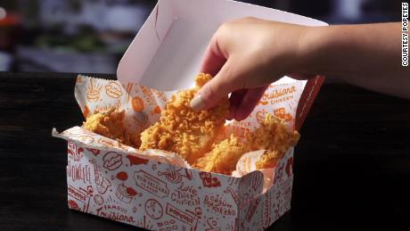 Popeye's launches