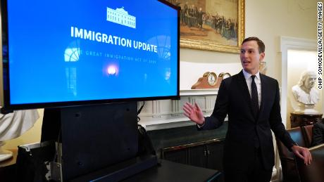 GOP senators not ready to embrace Kushner's immigration plan