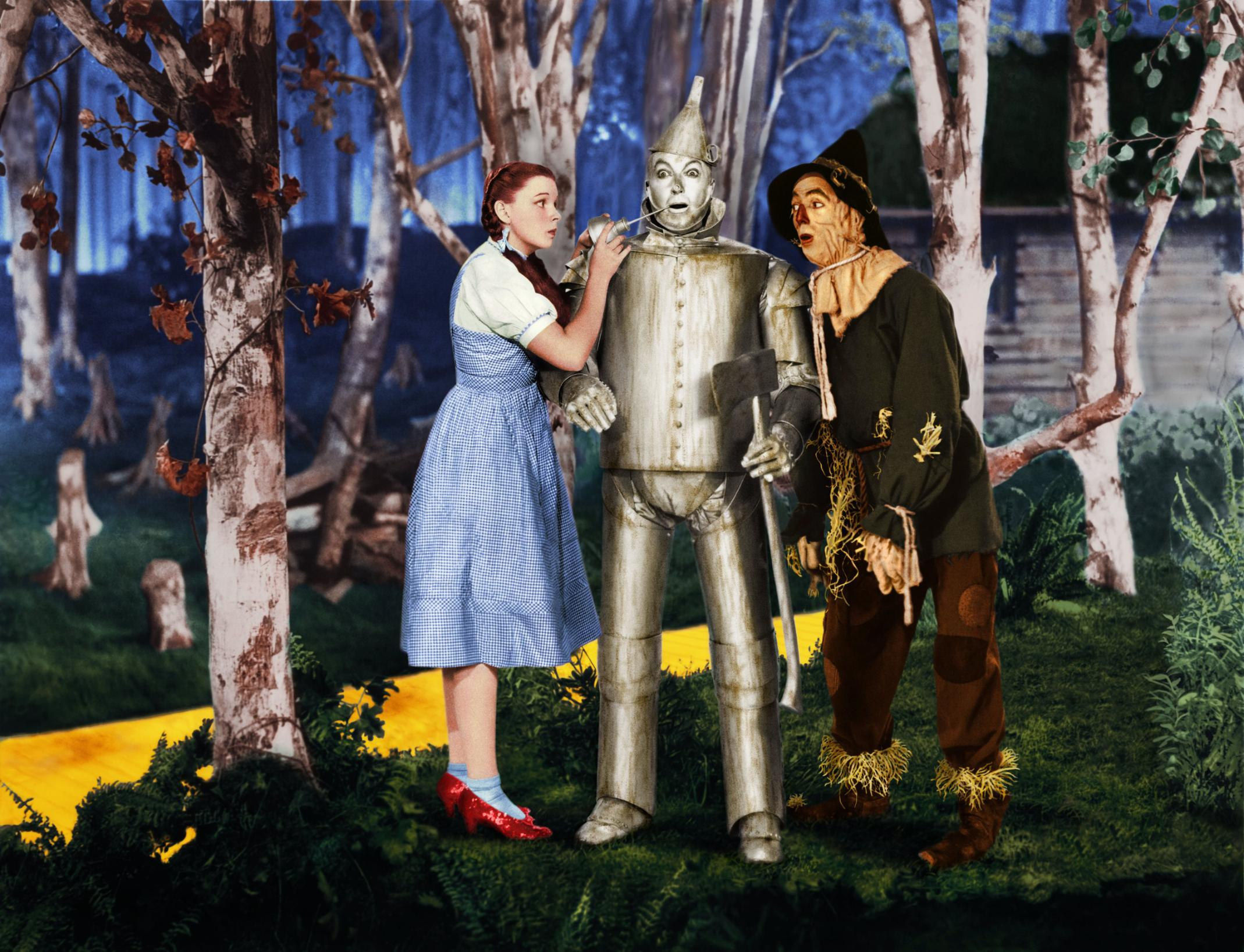 Judy Garland S Iconic Dorothy Costume A History Cnn Style