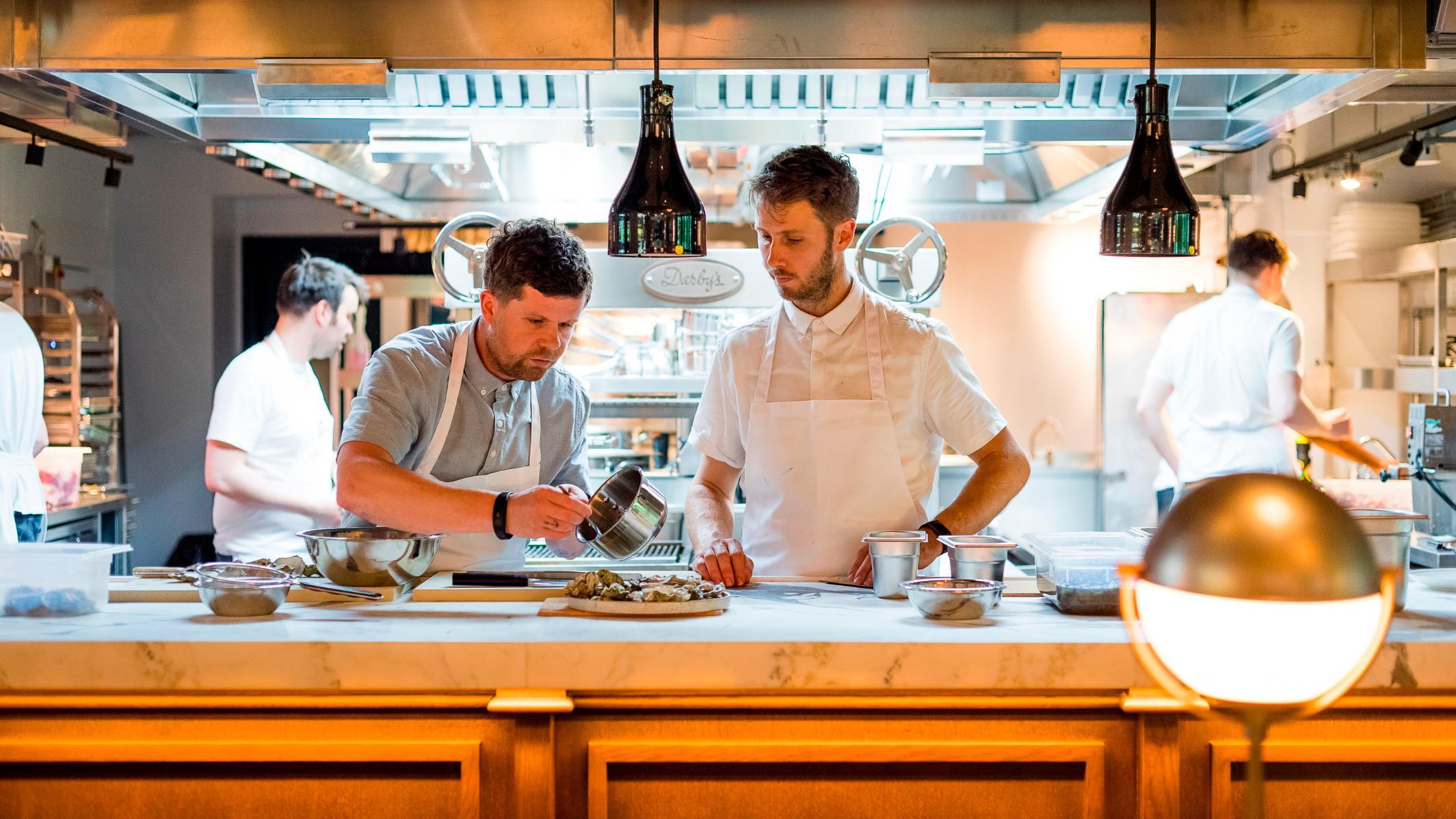 Best New Restaurants In London Where To Eat Now Cnn Travel