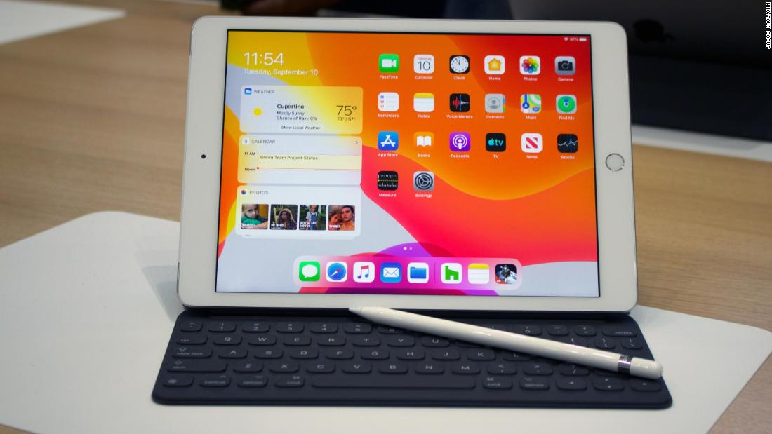 Apple's entry-level 7th Gen iPad is back on sale at Amazon