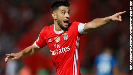 Pizzi has scored five league goals in four matches this season.