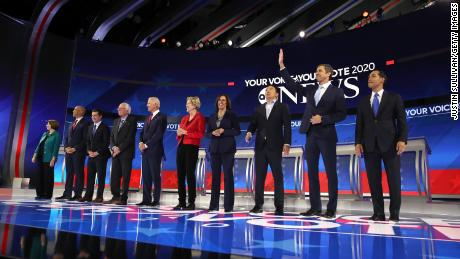 7 takeaways from the third Democratic presidential debate