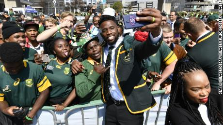 Siya Kolisi's appointment as the first black Springbok captain has coincided with the rise of the Gwijo Squad.