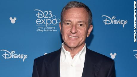Disney CEO Bob Iger resigned from Apple's board of directors on Friday.