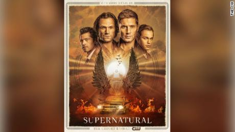 'Supernatural' poster hints at what's to come in the series finale for the Winchester brothers