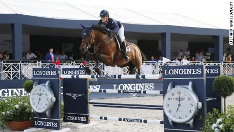 Jessica Springsteen storms to victory on RMF Zecilie.