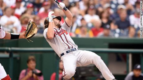 Braves Clinch Playoff Berth as Ronald Acuña Jr. Sparks Seventh Inning Rally