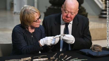 Church of Scotland sues for share of $2.5 million Viking treasure trove unearthed on church land