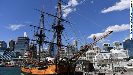 Māori tribe bans replica of Captain Cook's Endeavour ship from docking for anniversary celebration