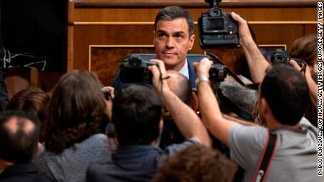 Spain to hold repeat parliamentary election on November 10 - Acting PM Sanchez