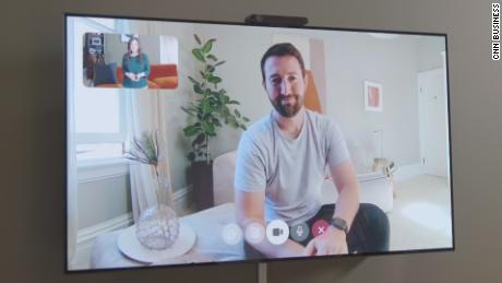 Facebook's new Portal TV turns your television into a video chat monitor