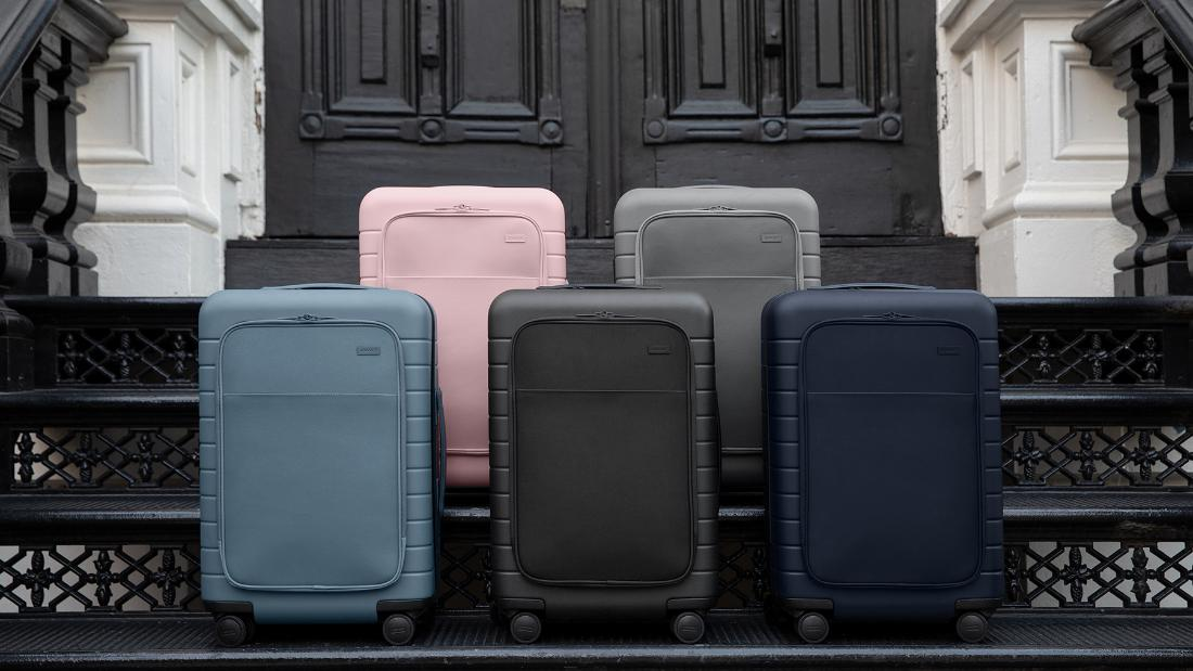 Instagram's favorite suitcase brand Away just debuted new designs, including a tote