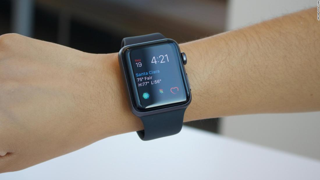 Apple's entry-level Series 3 watch is a great deal at just $199