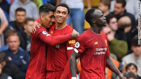 Liverpool has won all eight of its Premier League fixtures so far this season.