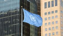 US blocks UN resolution on global coronavirus ceasefire after China pushes WHO mention