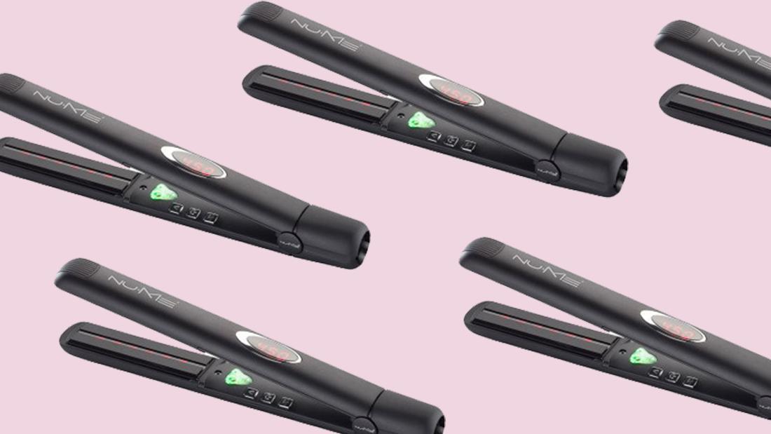 This $100 straightener promises silky, salon-quality hair