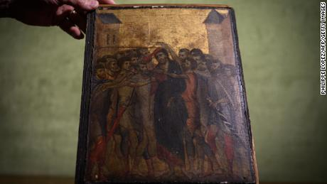 Lost Cimabue masterpiece worth more than $6M found in French woman's kitchen