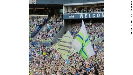 MLS Suspends Ban On Iron Front Symbol After Meeting With Fans