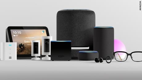 Amazon Announced a Whole Bunch of Devices Today