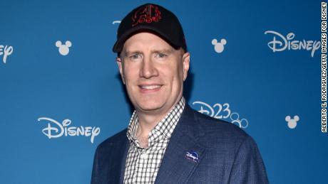 Marvel Studios head Kevin Feige is developing a Star Wars film for Disney