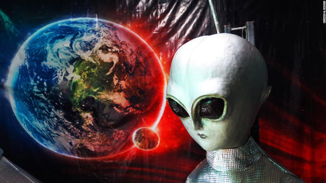 The UFO seekers flocking to a remote Thai hilltop in search of Buddhist aliens