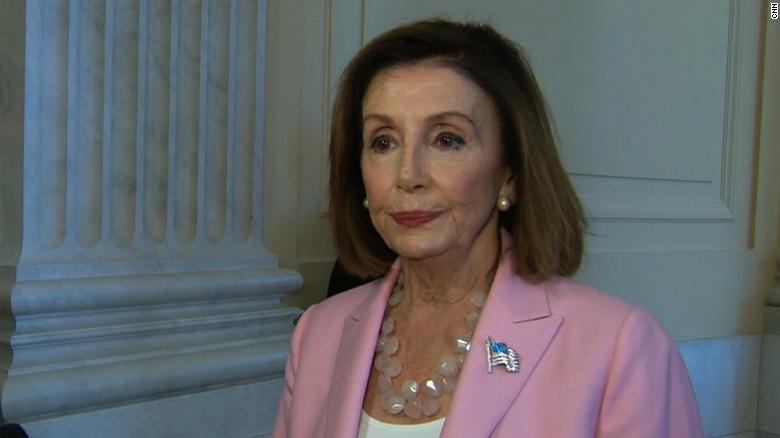 Nancy Pelosi Accuses US Attorney General Of Going