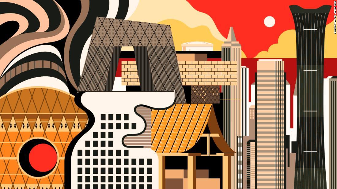 後か':中国の建築進化してきた習近平国家主席時代