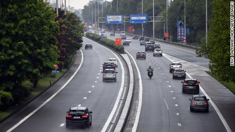 Brussels urges commuters to ditch their cars and hitch rides