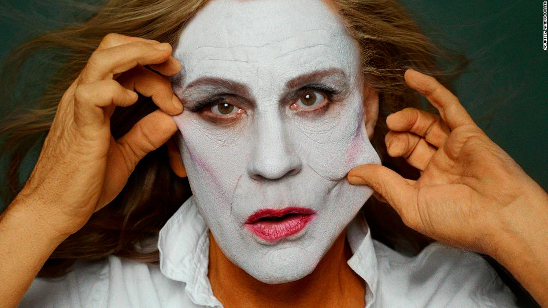 Not being John Malkovich: Actor poses as history's most famous figures