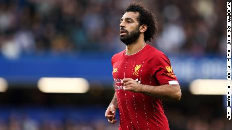 Mohammad Salah of Liverpool received votes that weren't eligible, according to FIFA.