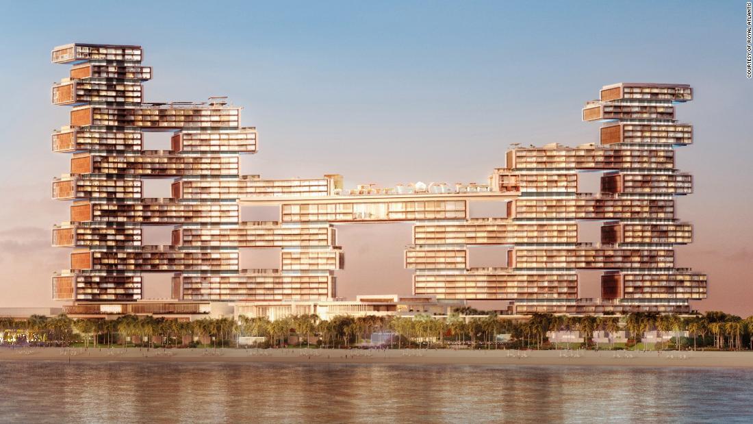 'Atlantis 2' joins Dubai's new wave of elite hotels