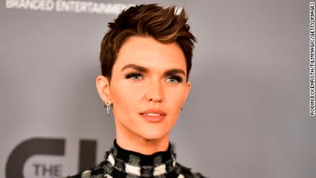 'Batwoman' star Ruby Rose shares video of neck surgery