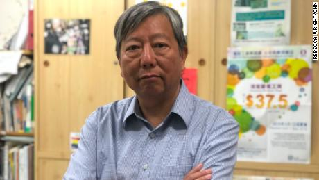 General Secretary of the Hong Kong Federation of Trade Unions, Lee Cheuk-yan, says that so-called 'white terror' is spreading into other industries.