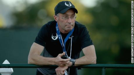 Alberto Salazar: Top track coach suspended for four years for doping violation