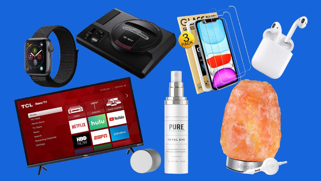 Our readers' Amazon favorites: AirPods, eye cream, Clif Bars and more