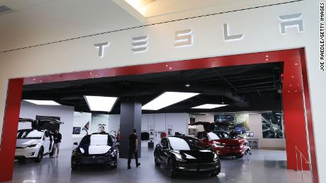 Tesla delivery numbers fall short of Musk's 100,000 target