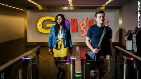 We spent a day shadowing Google interns. Here's what it's really like