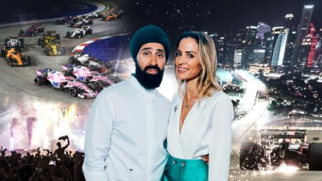 Inside the jet-set world of an international VIP party planner