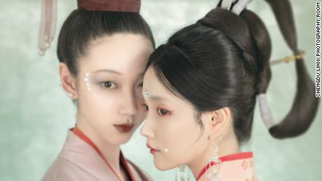 Wearing pride: Centuries-old Chinese fashion is making a comeback