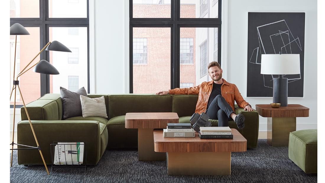 'Queer Eye' designer Bobby Berk's AllModern furniture line is up to 35% off