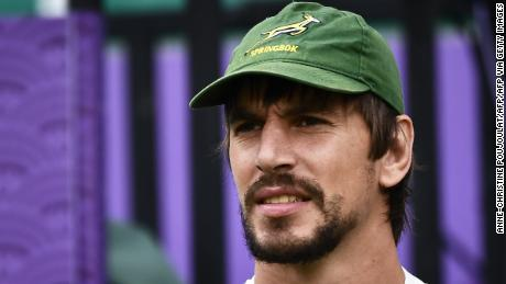 Etzebeth is one of South Africa's most experienced players.